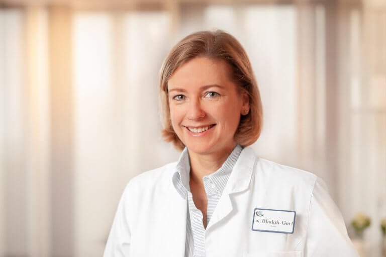 Augenärztin in Essen: Dr. med. Verena Bhakdi-Gerl