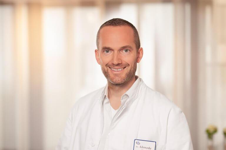 Augenarzt in Essen: Dr. Lutz Alswede
