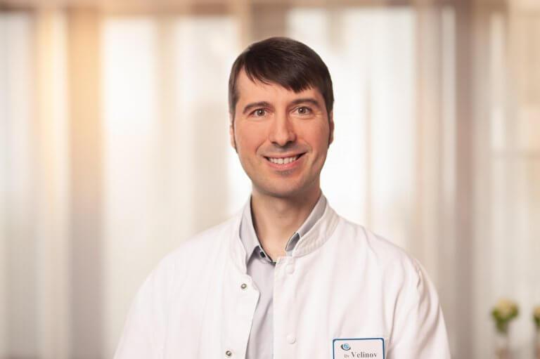 Augenarzt in Essen: Dr. med. Orlin Velinov