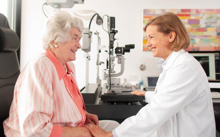 Augenarzt in Essen Innenstadt