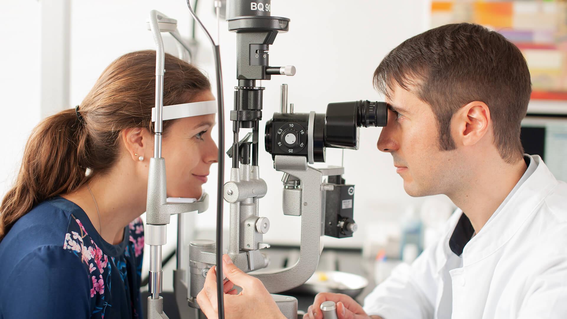 Augenarztpraxis Centrum Augenoperationen Essen