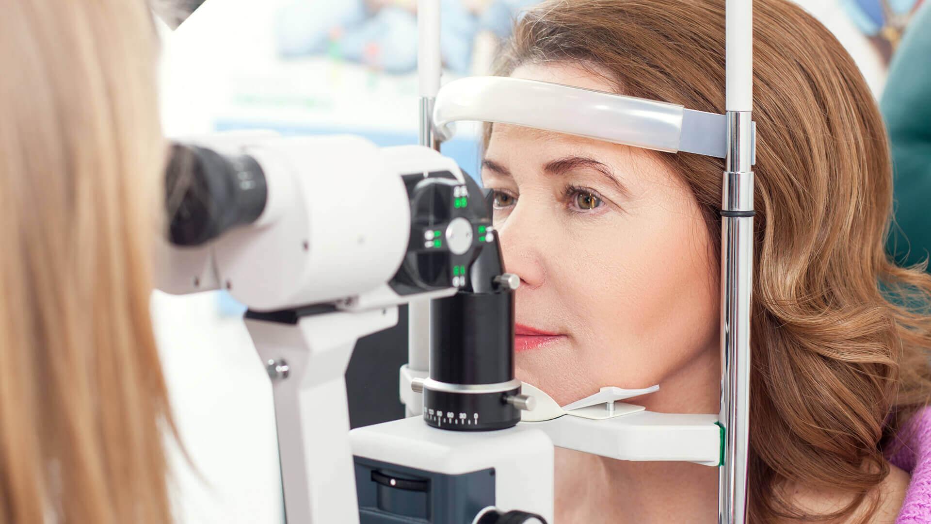 Augenuntersuchung, Lasertherapie und Augenoperation in Essen