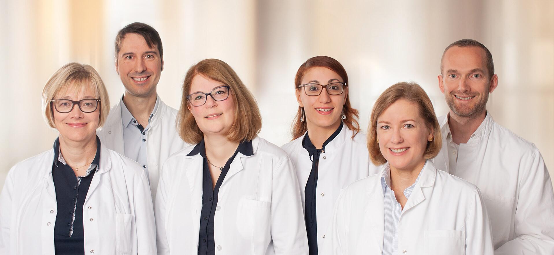 Essen Augenarzt Team